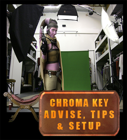 lightworks how to use two chroma keys